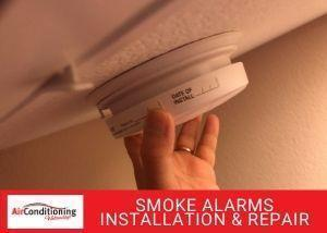 Smoke alarms install & repair for airlie beach, cannonvale, proserpine, and whitsundays
