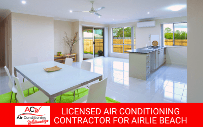 Licensed Air Conditioning Contractor for Airlie Beach