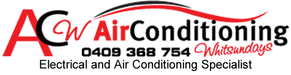 Air Conditioning Whitsundays Logo